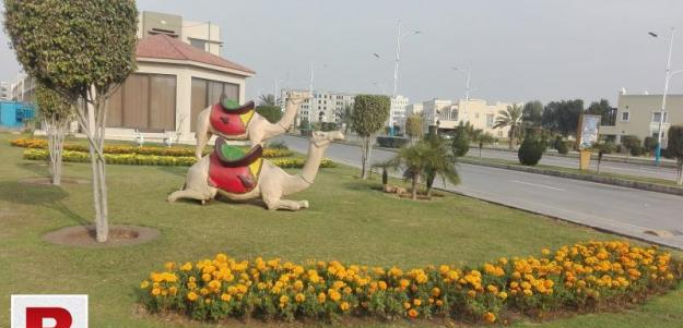 Bahria orchard phase 4, 10 marla possession plot # 268 g3