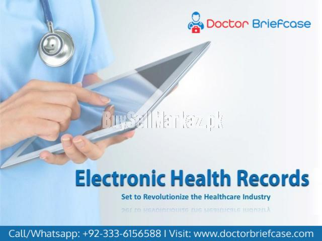 Electronic Health Records With Doctors