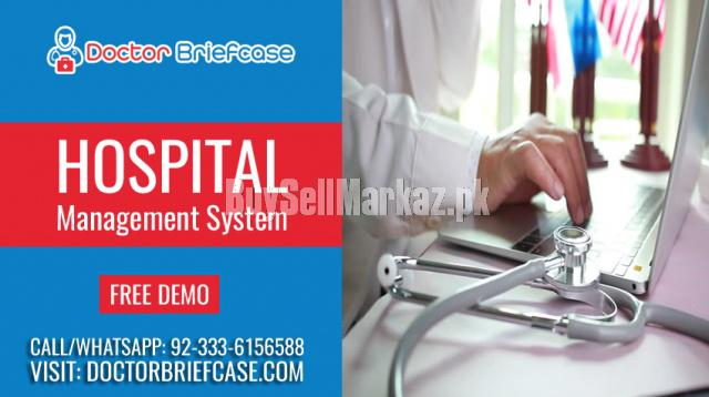 Hospital/Patient Management Software With Doctors