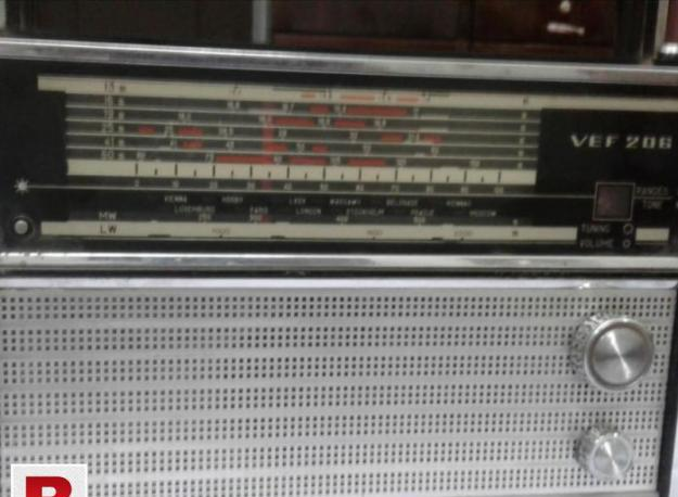 Russian ussr radio for sale (antique)