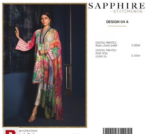 Sapphire Latest Design