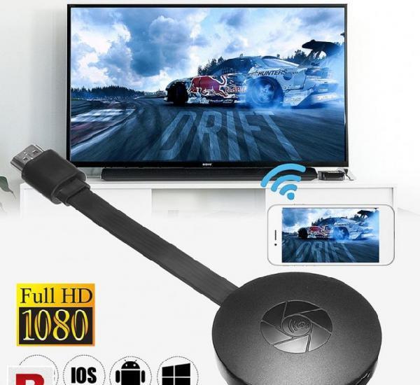 2018 new ~ tv stick mirascreen g2 for google chromecast 2