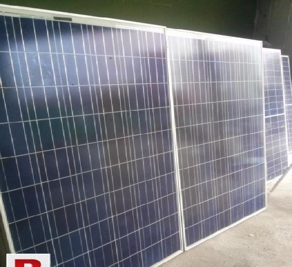 285 Watt poly-crystalline Solar Panel sheet made in
