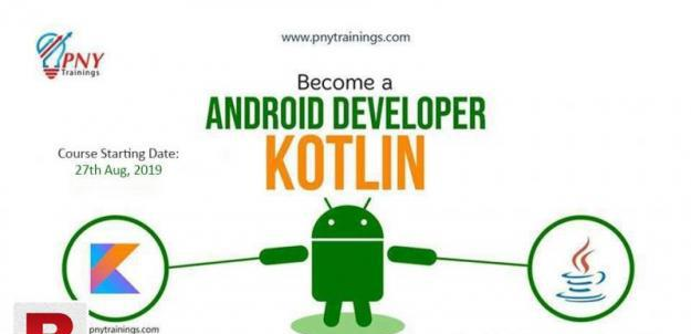 Become a Android Developer with Kotlin ARFA Tower