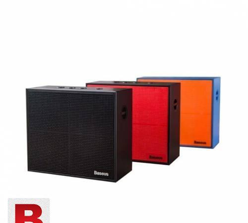Baseus e05 bluetooth speaker portable outdoor square box