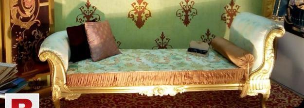 Victorian sofa seater