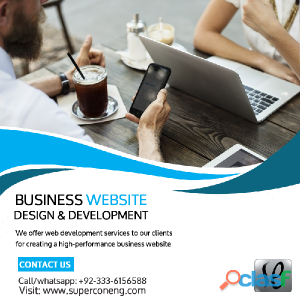 Website design & development for all businesses