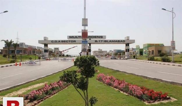 Plot For Sale in B-17 Islamabad (30x60)