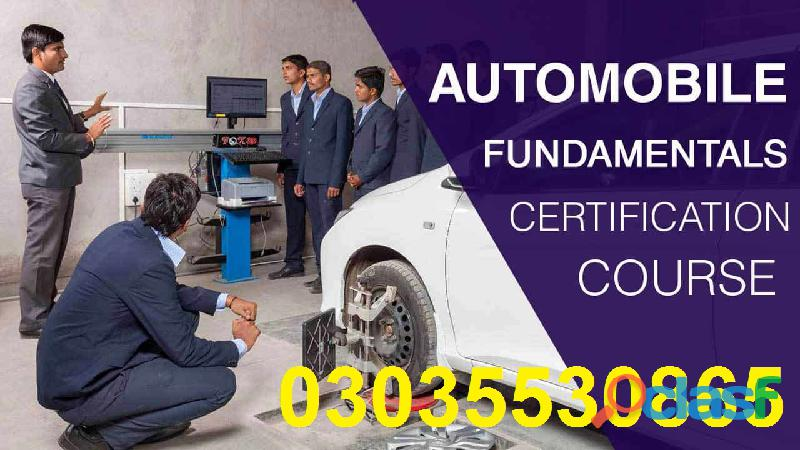 Auto electrician course in rahmiyar khan rawalpindi,auto