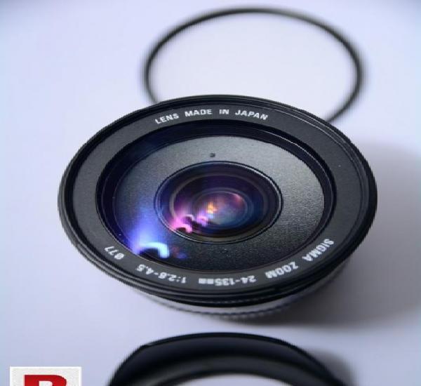 Sigma 24-135mm f/2.8-4.5 (Nikon Mount)