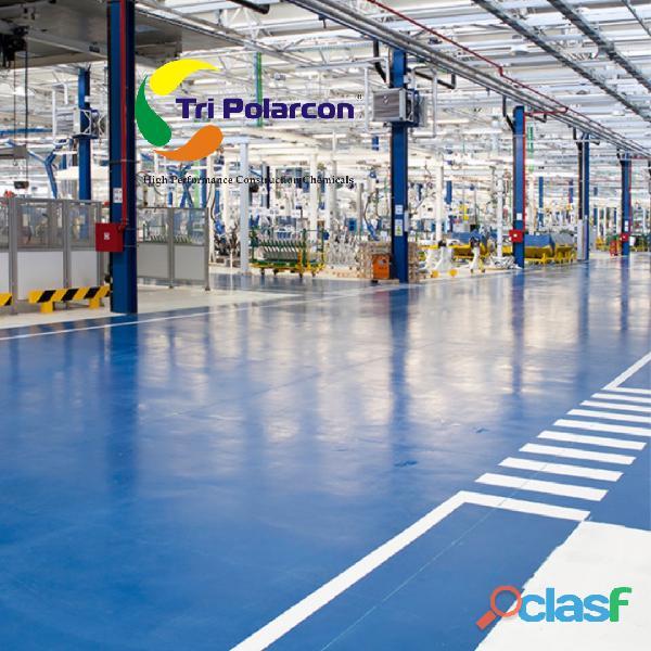 Epoxy flooring manufacturers in pune | epoxy flooring exporters in india