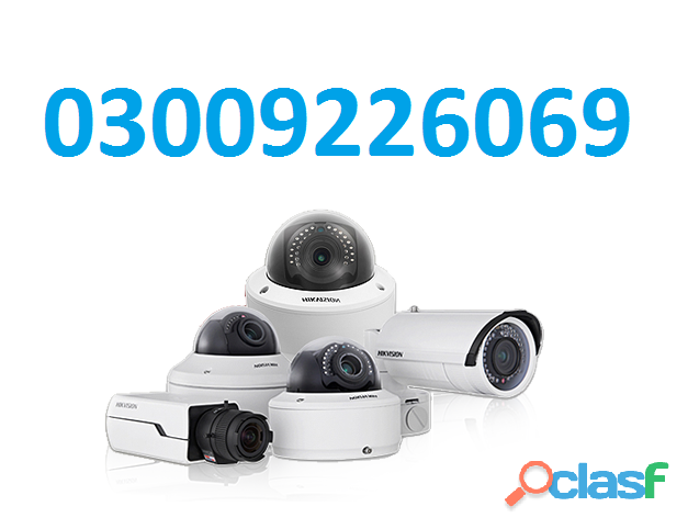 Monitor Online With CCTV Cameras System (1 Year Warranty)