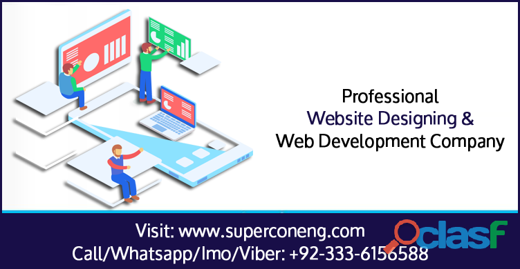 Website Designing, Web Development Company