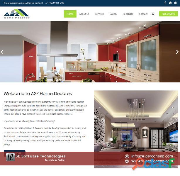 Website Designing, Web Development Company 1