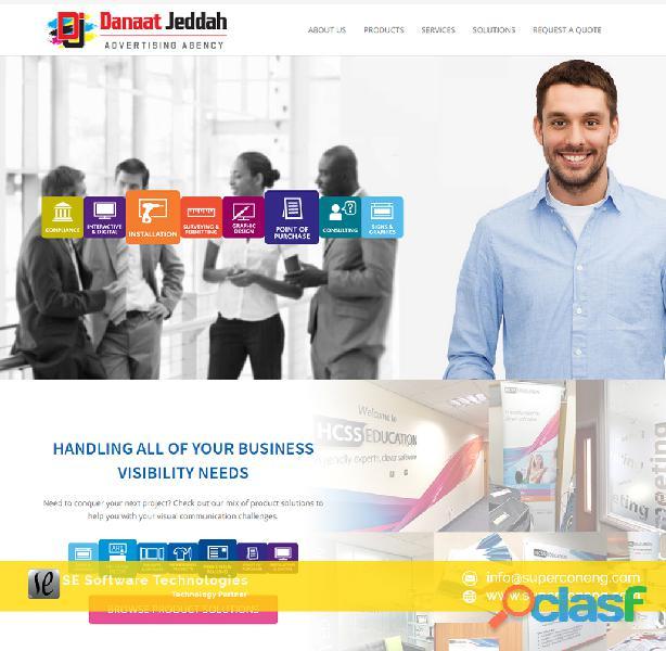 Website Designing, Web Development Company 2