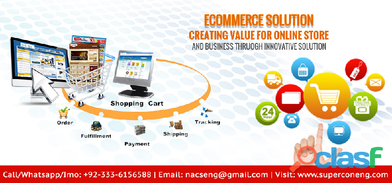 Professional eCommerce Web Development Company