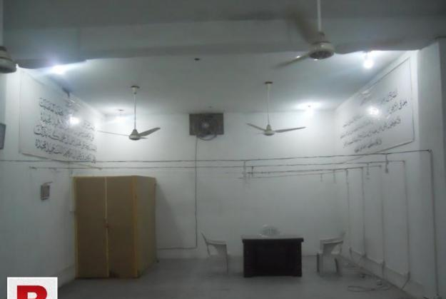 4 marla ground floor corner hall near kamahan-lidher rd for