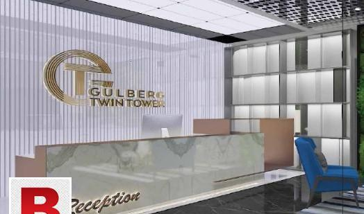 Shops & apartments for sale on installments in gulberg tower