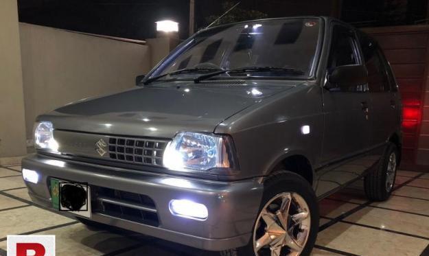 Suzuki mehran euro ll vxr