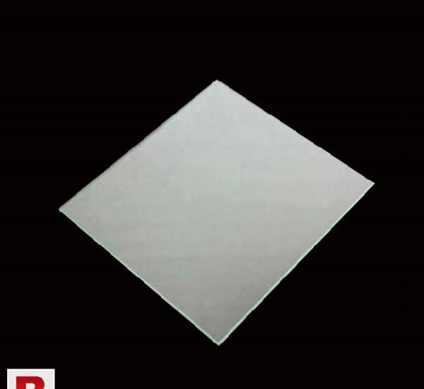 3d printer 8x8 inch heat glass bed high quality