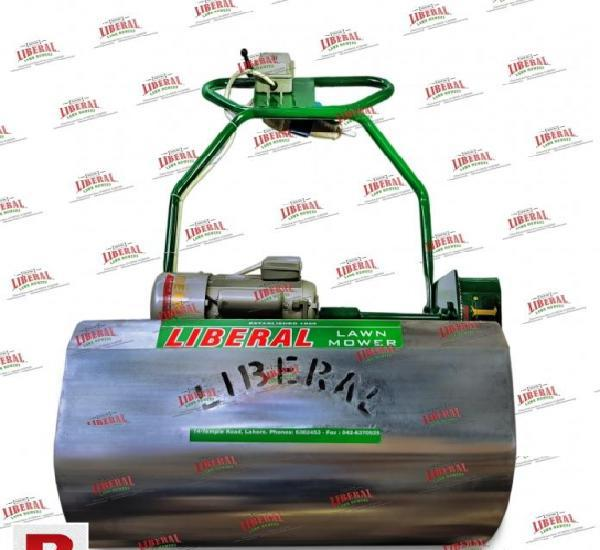 Liberal elm-24 electric lawn mower with 3 h.p electric motor