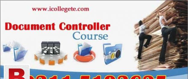 Documents controller course in rawalpindi gujranwala lahore