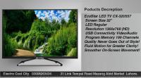 Ecostar led tv cx