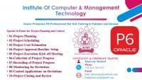 Oracle Primavera P6 Professional R. 18.8 Training In