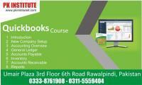 Quickbooks Course In Pakistan, Rawalpindi