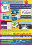 WordPress Courses In Cheap Rates, Islamabad