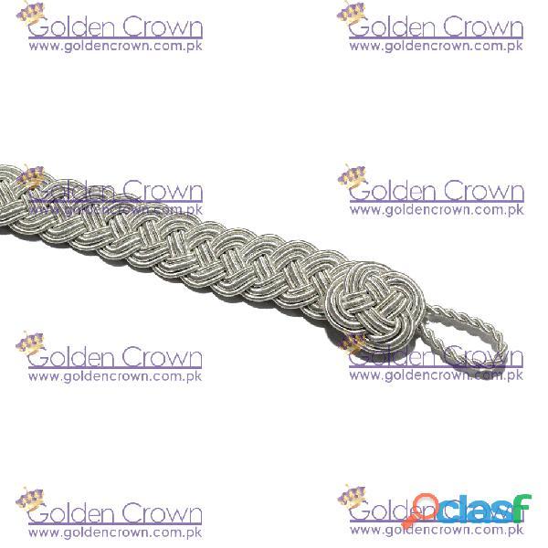 Military Uniform cap Cords Suppliers 3