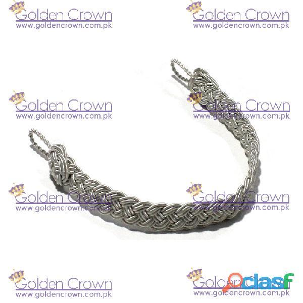 Military Uniform cap Cords Suppliers 4