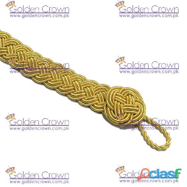 Pakistan Military Cap Cords Suppliers 3