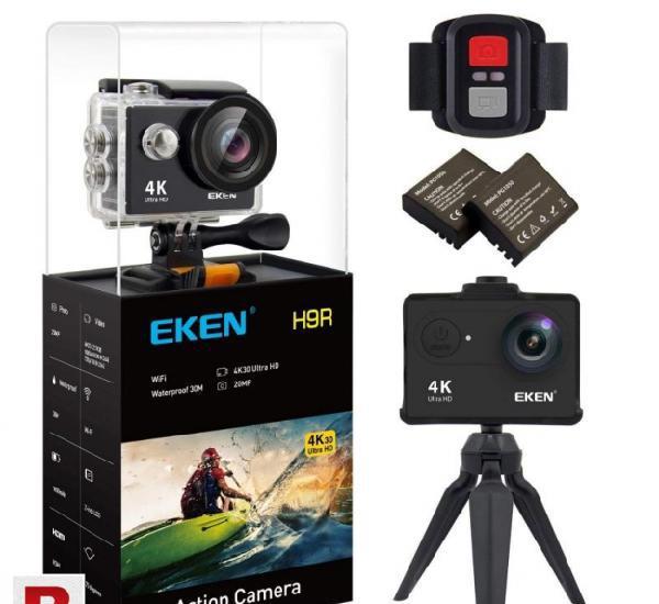 Action camera original eken h9
