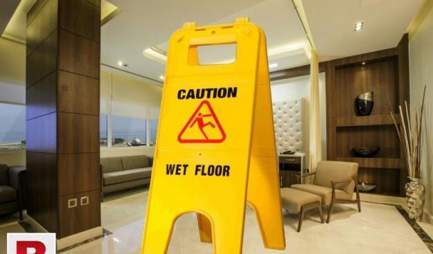Floor sign board