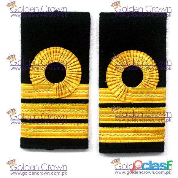 Navy Shoulder boards Epaulettes