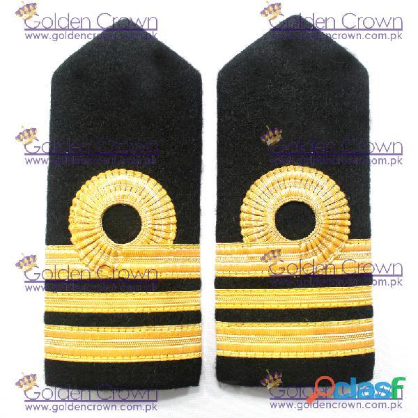 Navy Shoulder Boards Lieutenant Commander