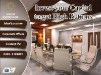 Office for sale in gulberg lahore