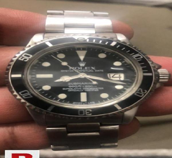I buy rolex watch used new gifted company all swiss brands