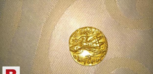 Vasudeva gold coins