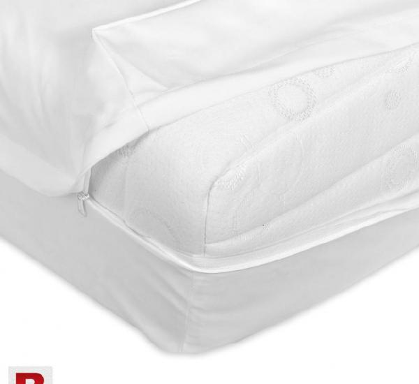 Waterproof Zipper Mattress Protector For Baby and Adult