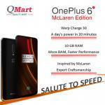 Oneplus 6t mclaren edition, lahore