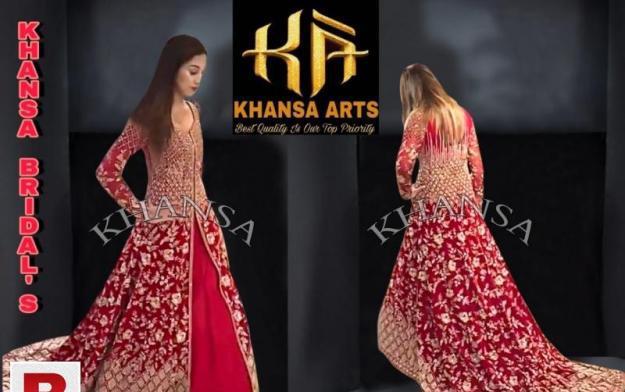 Pakistani bridal master replica dresses by sumaiya's style