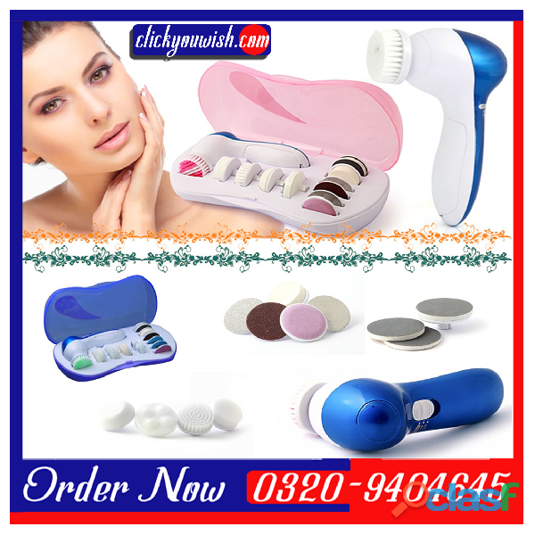 CNAIER 11 In 1 Multi Function Face Massager In Pakistan