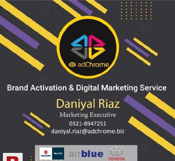 Brand activation & digital marketing services-adchrome