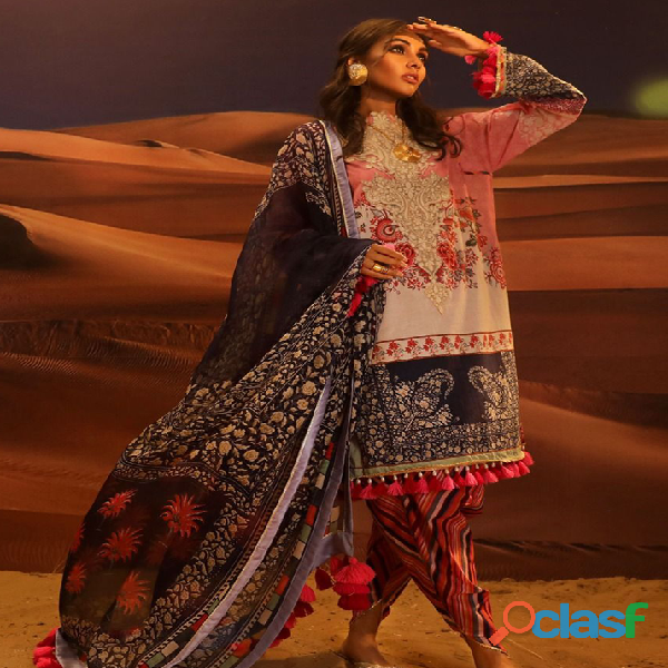 Sana safinaz mahay linen dress in pakistan