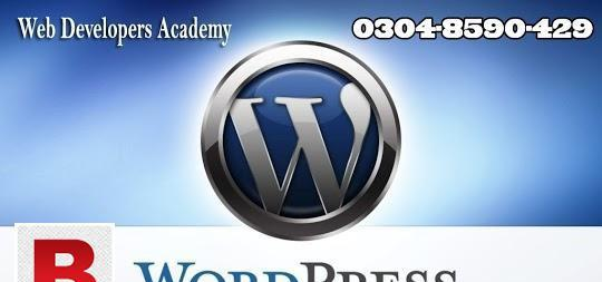 Wordpress -- best professional training course
