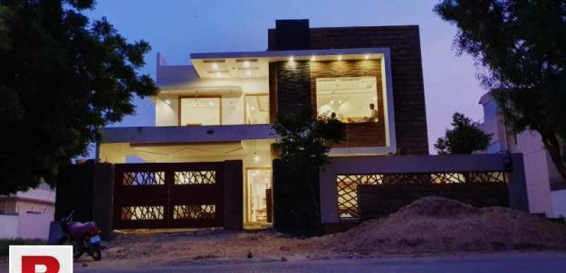 Brand new house in gulshan-e-maymar, 400 sq yds