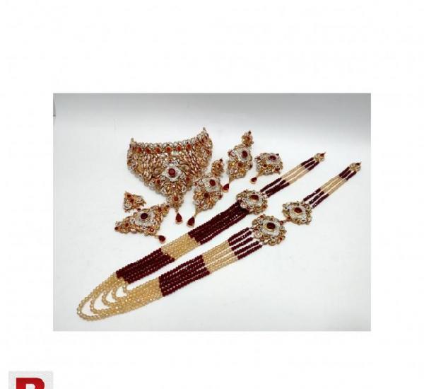 Partywear & bridal jewellery