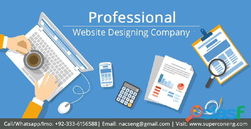 Creative Website Designing and Development